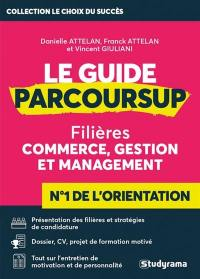 Le guide Parcoursup