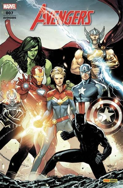Avengers. n° 7, Agents du Wakanda