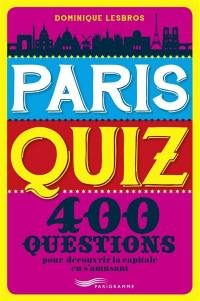 Paris quiz