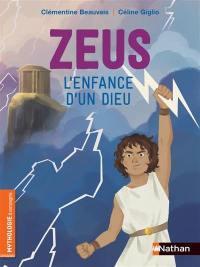 Zeus : l'enfance d'un dieu