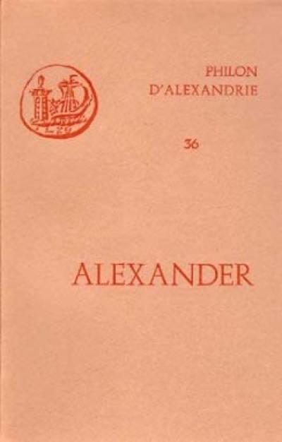 Alexander (De animalibus)