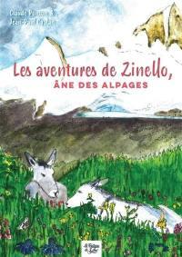 Les aventures de Zinello, âne des alpages,