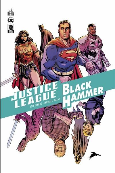 Justice league-Black Hammer