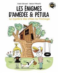 Les énigmes d'Amédée & Pétula, Le mystère des chips au fromage