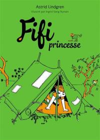 Fifi Brindacier. Fifi princesse