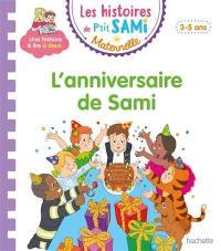 L'anniversaire de Sami