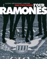 One two three four : Ramones
