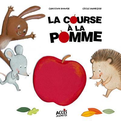 La course à la pomme
