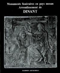 Monuments funéraires en pays mosan, Arrondissement de Dinant