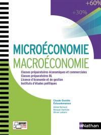 Microéconomie, macroéconomie