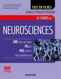 Le cours de neurosciences