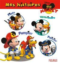 Mes histoires P'tit Mickey