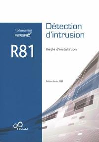 Détection d'intrusion