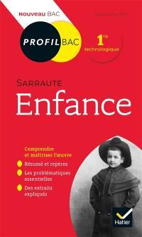 Enfance (1983), Nathalie Sarraute