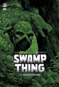 Swamp Thing, La créature du marais