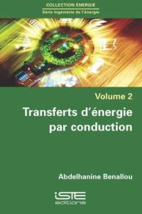 Transferts d'énergie par conduction