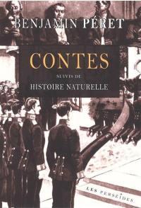 Contes; Suivi de Histoire naturelle