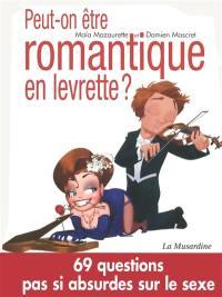 Peut-on être romantique en levrette ?
