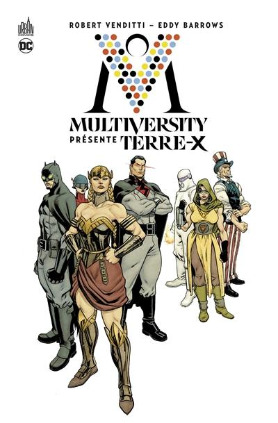 Multiversity présente Terre-X