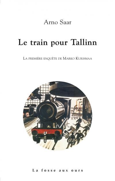 Le train pour Tallinn