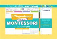 L'organiseur ultra-simple Montessori