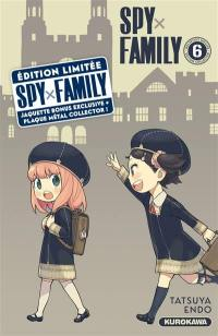 Spy x Family. Vol. 6