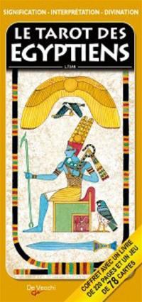 Le tarot des Egyptiens