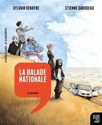 Histoire dessinée de la France. Volume 1, La balade nationale
