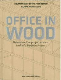 Office in wood