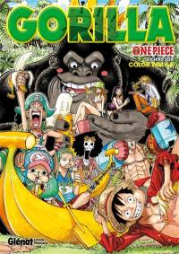 One piece. Volume 6, Gorilla