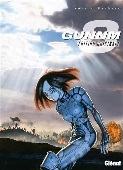 Gunnm. Volume 8,
