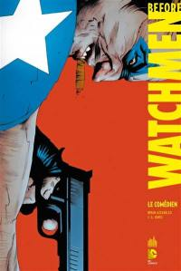 Before Watchmen. Volume 7, Le comédien