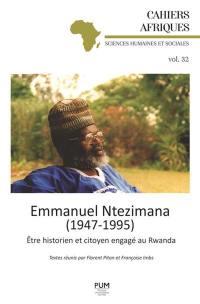 Emmanuel Ntezimana (1947-1995)
