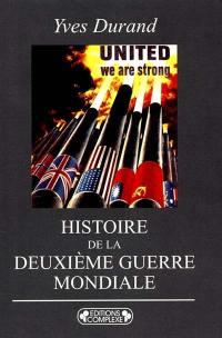 Histoire de la Deuxième Guerre mondiale