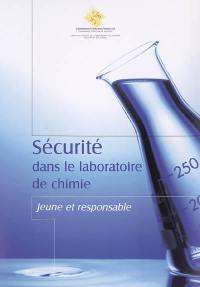 Sécurité dans le laboratoire de chimie