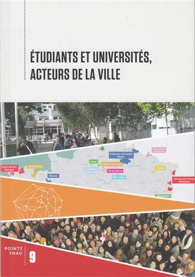 Etudiants et universités : acteurs de la ville