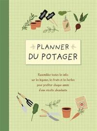 Planner du potager