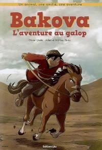 Bakova, l'aventure au galop