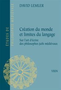 Création du monde et limites du langage