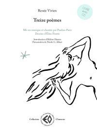 Treize poèmes