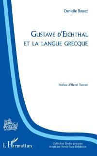 Gustave d'Eichthal et la langue grecque