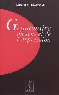 Grammaire du sens et de l'expression
