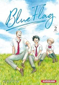 Blue flag. Volume 2,