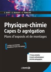 Physique chimie, Capes & agrégation