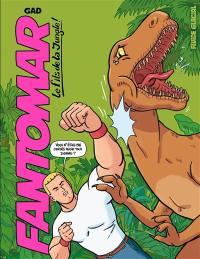 Fantomar : le fils de la jungle !