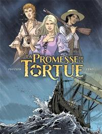 La promesse de la tortue. Volume 1,