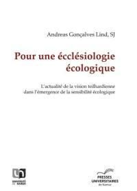 Pour une ecclésiologie écologique