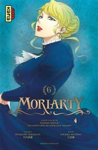 Moriarty. Volume 6,