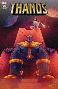 Thanos. n° 2, Sanctuaire zéro (2)