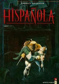 Hispanola. Volume 3, Vicky